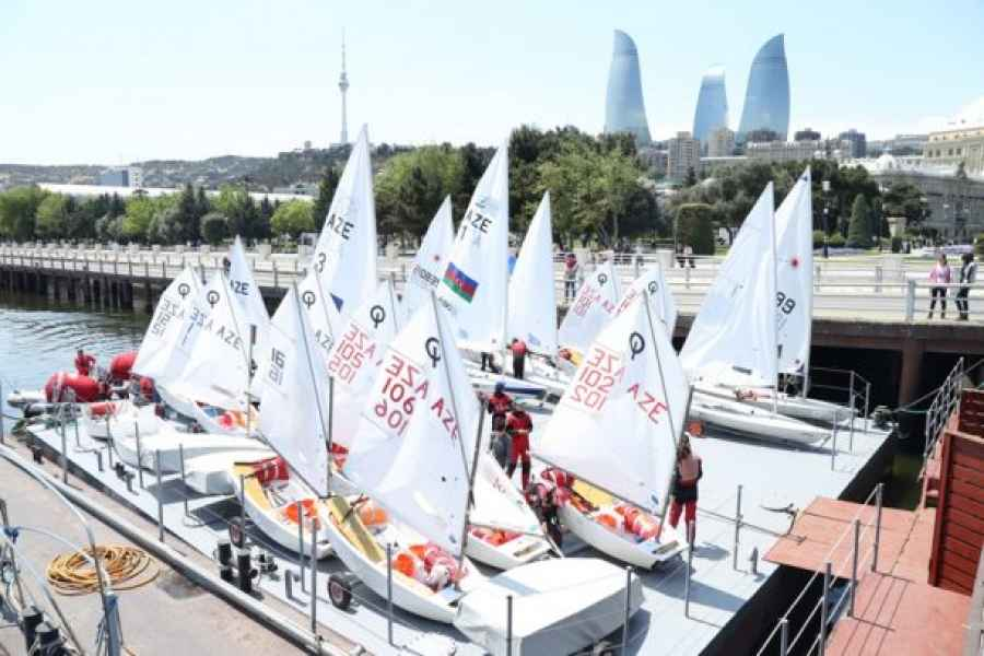 Baku Sailing Regatta 2019 – VİDEO